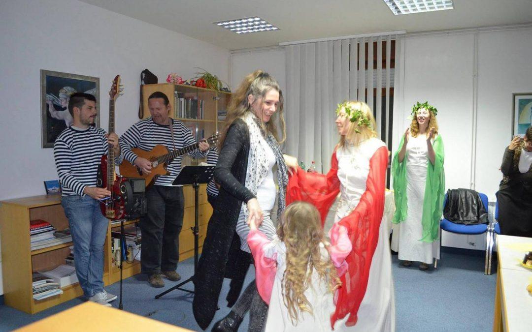 Promocija Boginje u Krapini 2017.