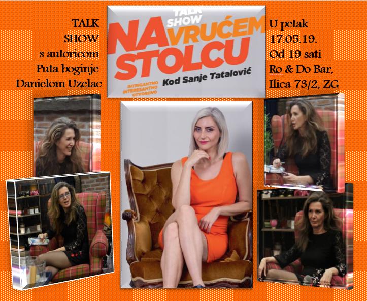 TALK SHOW: Daniela na vrućem stolcu kod Sanje Tatalović